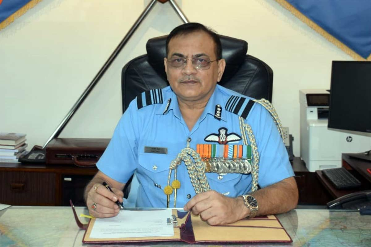 Air Marshal Amit Dev