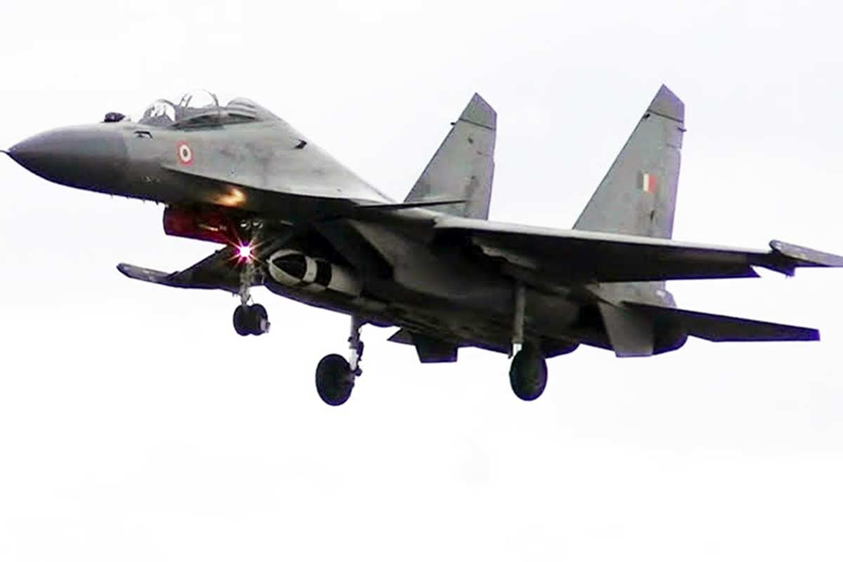 IAF Indian Air Force Sukhoi Brahmos Missile