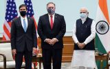 PM Modi, Mike Pompeo Mark T Esper