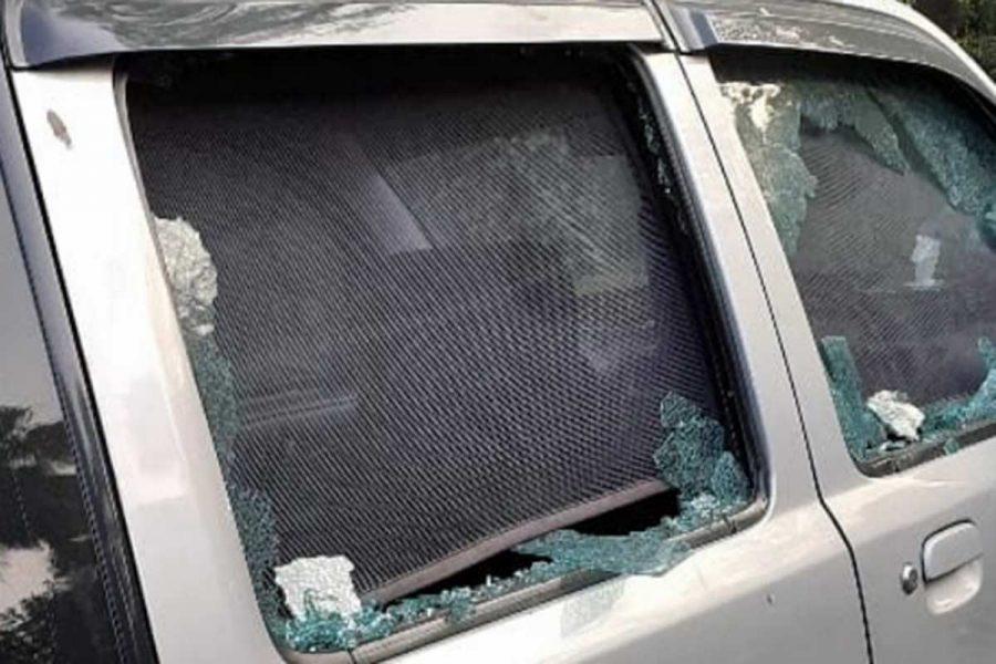 Delhi Blast Isarel Embassy